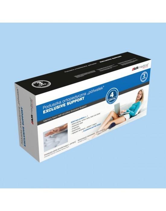 Poduszka ortopedyczna lędźwiowa Exclusive Support ARmedical